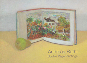 Double Page Paintings 2010